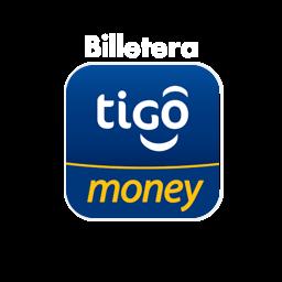 Logo de Billetera TigoMoney