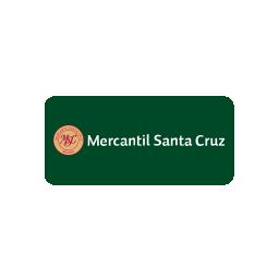 Logo de Mercantil Santa Cruz